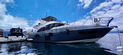 Azimut 53' Ñ Intermarine Beneteau Ferreti Flexboat Wellcraft