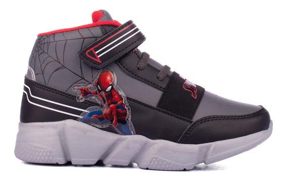 Zapatillas Niños Marvel Botitas Avengers Atomik Originales