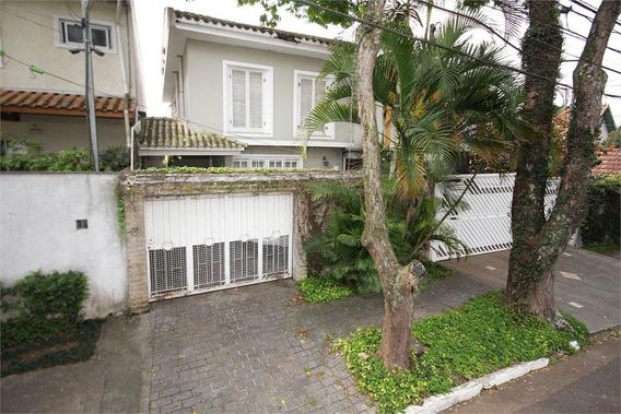 Casa No Alto Da Boa Vista Com 3 Dormitórios E Espaço Gourmet - 375-im424974