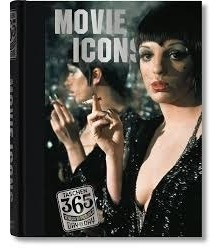 Movie Icons - Taschen 365 A Year In Pictures Day By Day