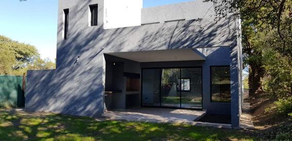 Venta Casa 3 Dorm Dependencia A Estrenar- Villa Allende Golf