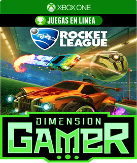 Rocket League - Xbox One - N Codigo -