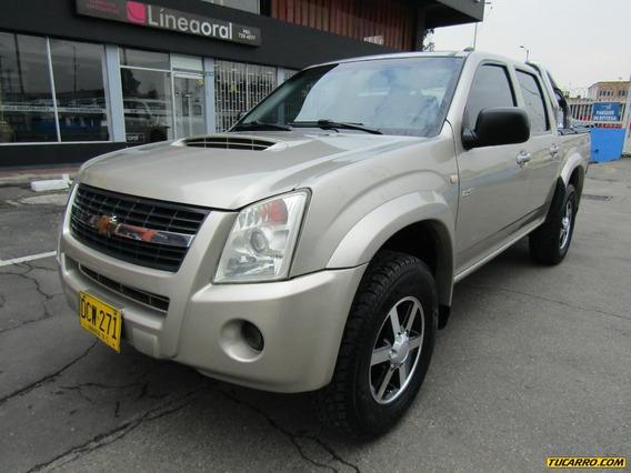 Chevrolet Luv D-max Ls Mt 3000 4x4 Dsl