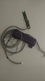 Placa Teclado Funções E Sensor Sony Kdl46ex725
