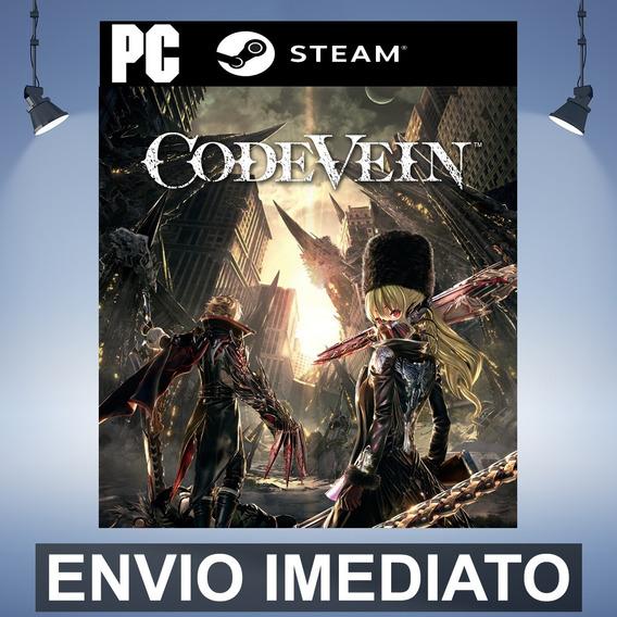Code Vein Deluxe - Pc Steam Gift Presente