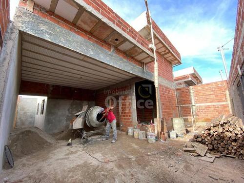 Casa À Venda, 120 M² Por R$ 280.000,00 - Setor Santa Clara - Anápolis/go - Ca0690