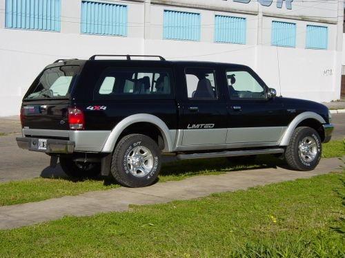 Imagen 1 de 5 de Cúpula Tronador Ford Ranger 98/2011 Ventanas De Correr