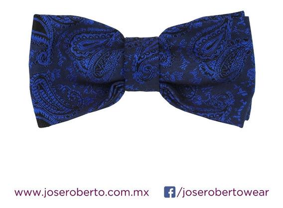 Moño/pajarita/bowtie Hombre Formal Brocado Azul Rey