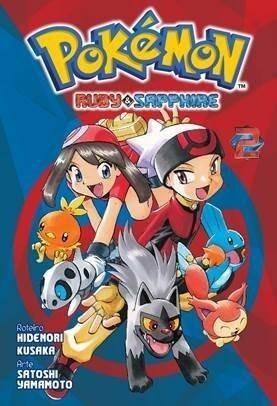 Pokemon - Ruby E Sapphire - Vol.2