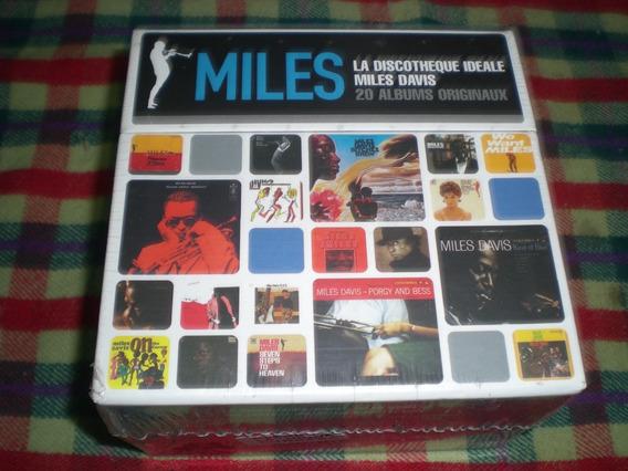 Miles Davis / The Perfect Miles Davis Collection 20cds Nuevo