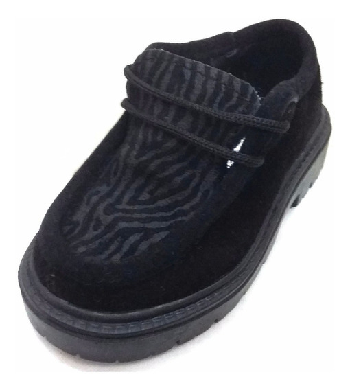 Zapato Gamuzado Cheeky De Niño Charlotte
