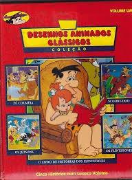 Desenhos Animados Classicos Volume Um Hanna Barbera
