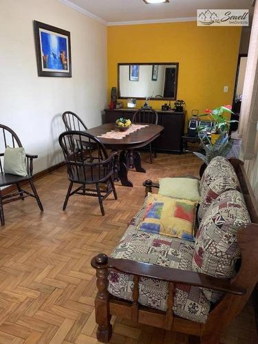 Apartamento Com 2 Dormitórios À Venda, 73 M² Por R$ 450.000,00 - Aclimação - São Paulo/sp - Ap0711