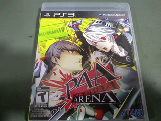 Shin Megami Tensei Persona 4 Jogos Psp - Video Games no