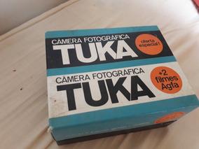 Maquina Fotografica Tuka Na Caixa Com Manual