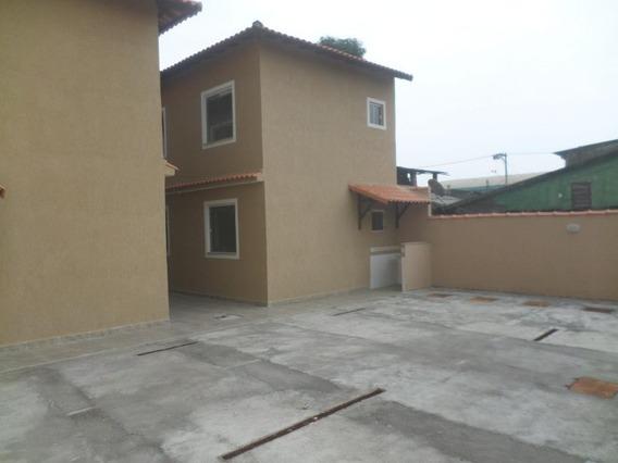 Casa Em Jardim Califórnia, São Gonçalo/rj De 52m² 2 Quartos À Venda Por R$ 142.000,00 - Ca212423