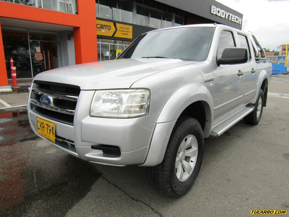 Ford Ranger Doble Cabina 4x4