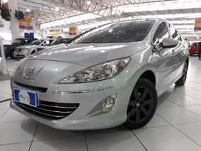 Peugeot 408 2.0 Allure Flex 4p M12 Motors Tancredo