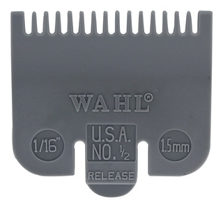 Wahl Clipper Adjunto Profesional 1/16 Guía 1.5 Mm #1/2