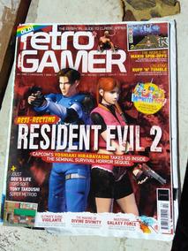 Revistas Retro Gamer Importadas 189 190