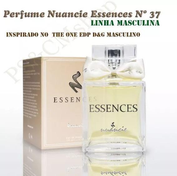 Nuancie Nº37 Inspirado No The One Dolce & Gabbana For Men Edp * Frete Grátis*