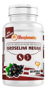 Óleo De Groselha Negra - 60 Cápsulas - Melcoprol