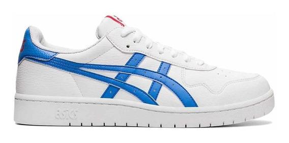Zapatillas Moda Asics Japan S Blanco/azul - Corner Deportes