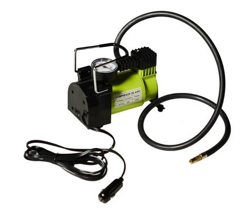 Compresor De Aire Alto Impacto Portátil 250 Psi 12v Klatter