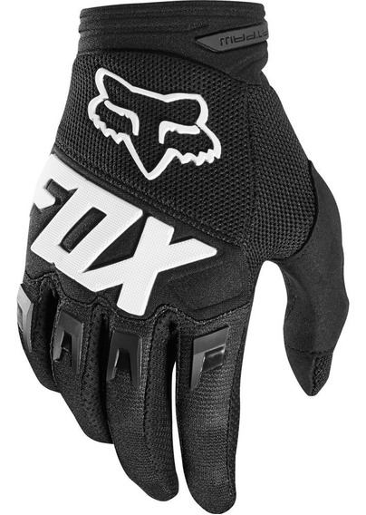 Guantes Dirtpaw Negro Fox
