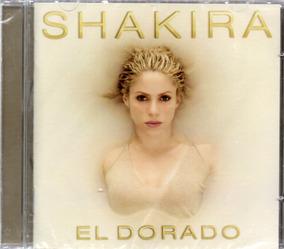 Cd Shakira Eldorado Original Lacrado