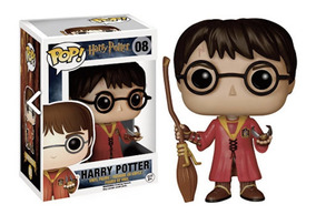 Funko Pop! Harry Potter Quidditch Pronta Entrega