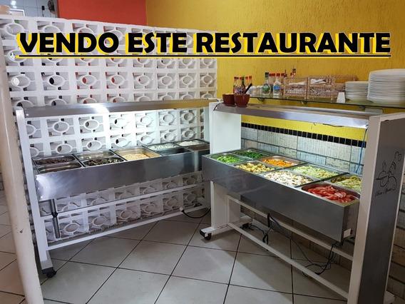 36- Vendo Meu Belo Restaurante