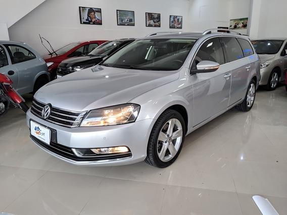 Volkswagen Passat Variant 2.0 Tsi 5p 2012