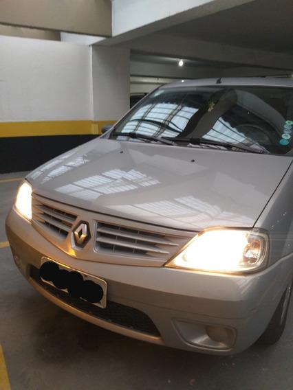 Vd Renault Logan/2009 Único Dono,sr. Idoso,excelente Estado!