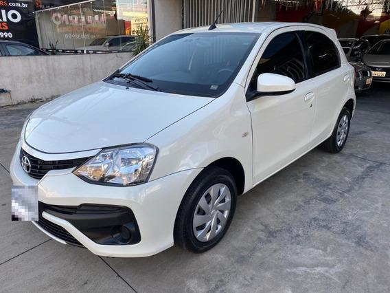 Toyota Etios 1.5 Xs Automático, Veículo Impecável, Baixo Km