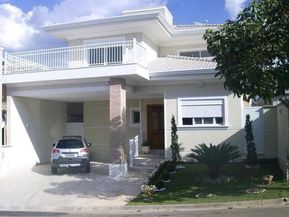 Sobrado À Venda, 258 M² Por R$ 1.350.000,00 - Nova Gardênia - Atibaia/sp - So11164
