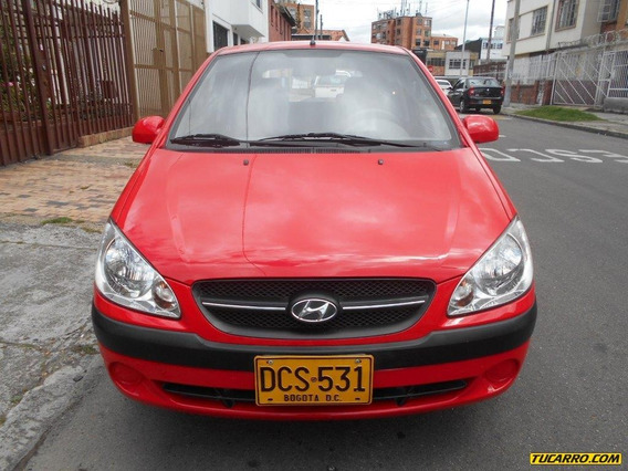 Hyundai Getz Gl 1.4 Mt 5p