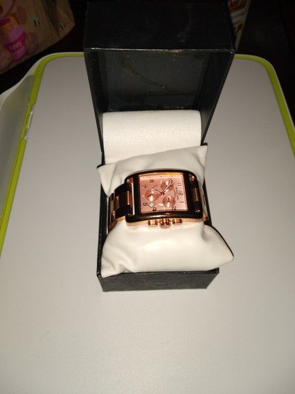 Mk 5488 Stainless Steel Rose Golden Watch