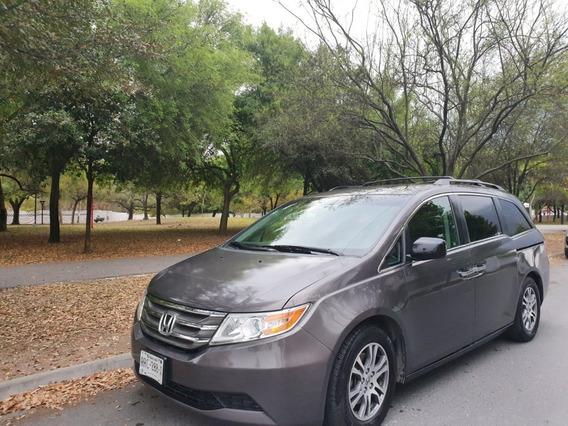 Honda Oyssey Exl 2012 - Excelentes Condiciones / Precio!