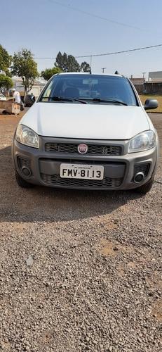 Imagem 1 de 10 de Fiat Strada 2014 1.4 Working Flex 2p
