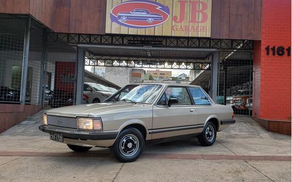 Ford Del Rey 1.6 1984 32.000 Km Placa Preta De Cinema