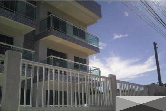 Excelente Apartamento 2 Quartos Com Suite Avarandada Araruama - Qga230