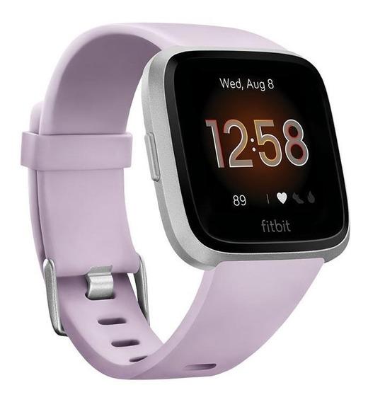 Smartwatch Fitbit Versa Lite Lila