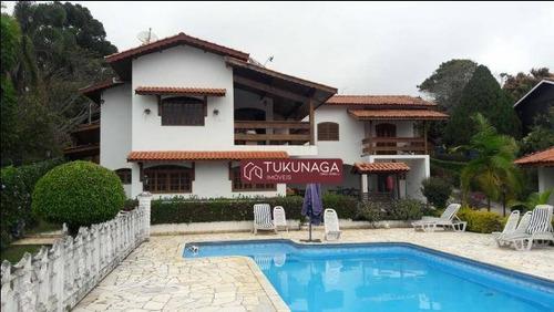 Chácara À Venda, 1500 M² Por R$ 950.000,00 - Pinhal - Piracaia/sp - Ch0086