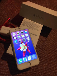 iPhone 6/16gb Gris Space