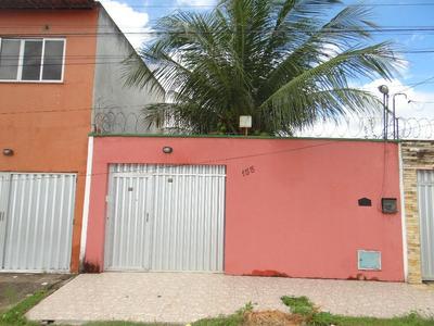 Casa Residencial À Venda, Engenheiro Luciano Cavalcante, Fortaleza. - Ca1123
