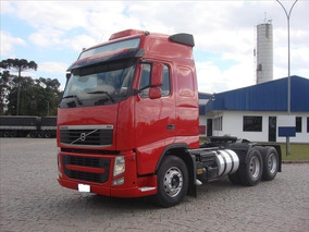 Volvo Fh 460 6x2 14/14 Globetrotter