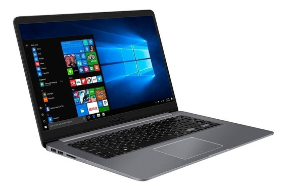 Notebook Asus Vivobook X510ua-br539t- Core I5 4gb 1tb 15,6