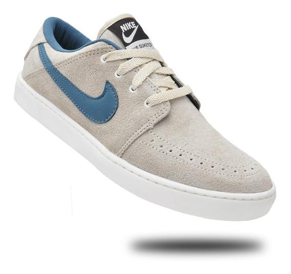 2 Pares Tênis Nike Sb Suketo Leather C.baixo + Frete Grátis