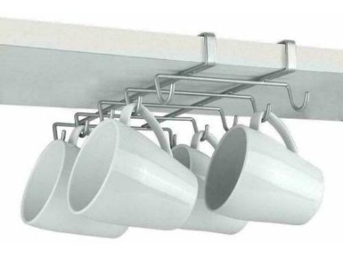 Imagen 1 de 3 de Soporte Colgante Para Tazas Metaltex